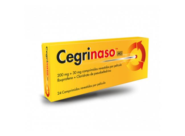 CEGRINASO 200MG+30MG 24 COMP