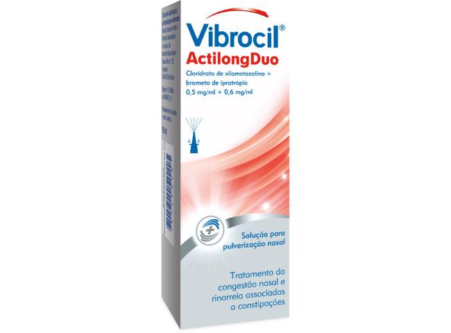 VIBROCIL ACTILONG DUO 10 ML