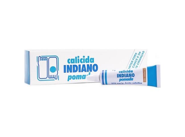 CALICIDA INDIANO POMADA 5G
