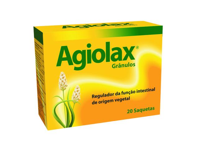 AGIOLAX GRN 20 SAQUETAS