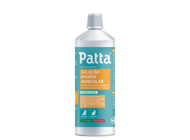 PATTA SOLUCAO HIGIENE AURICULAR 125ML