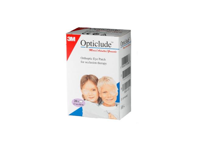 OPTICLUDE PENSO OFT ADULTO N1539 X 20