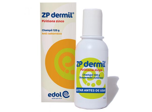 ZP DERMIL 2% SUSPENSAO CUTANEA 120 G
