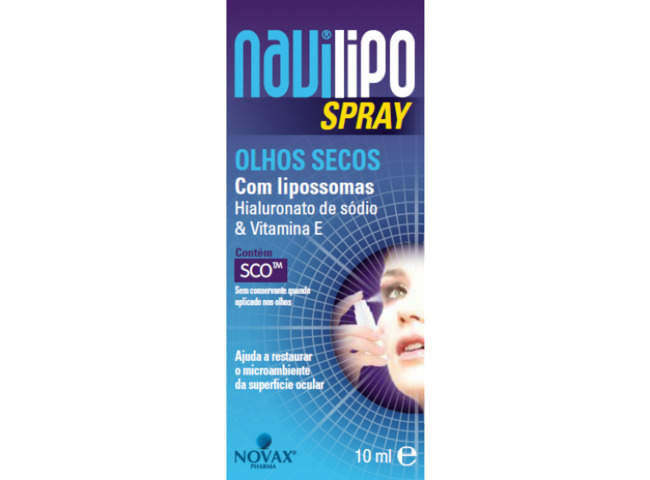 NAVILIPO SPRAY OFT 10 ML