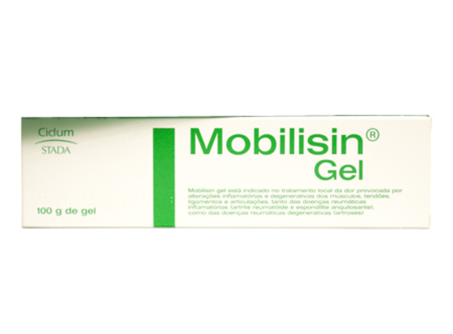 MOBILISIN GEL 100G