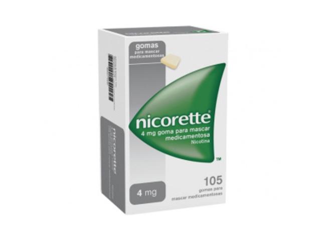 NICORETTE 2 MG 105 GOMAS HORTELA-PIMENTA