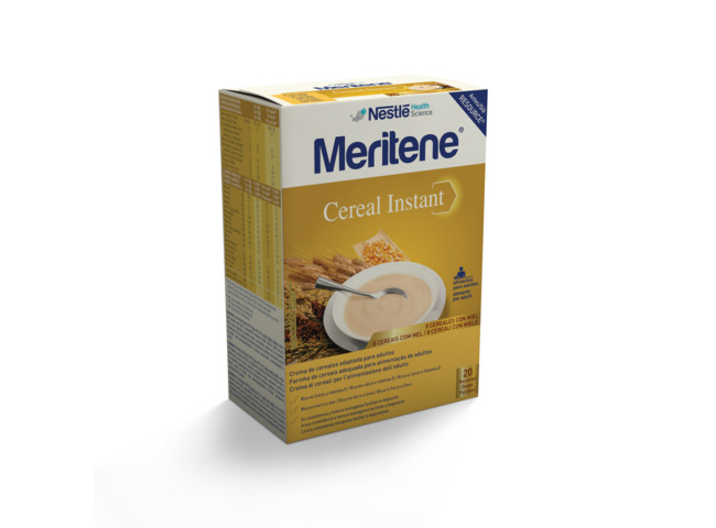 MERITENE CEREAL INSTANT MEL 300G X 2