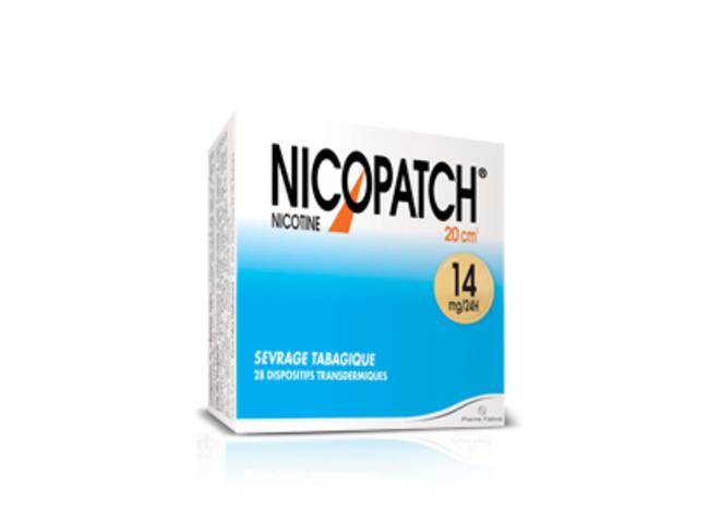 NICOPATCH 14MG/24H 28 SIST TRASNDERMICO