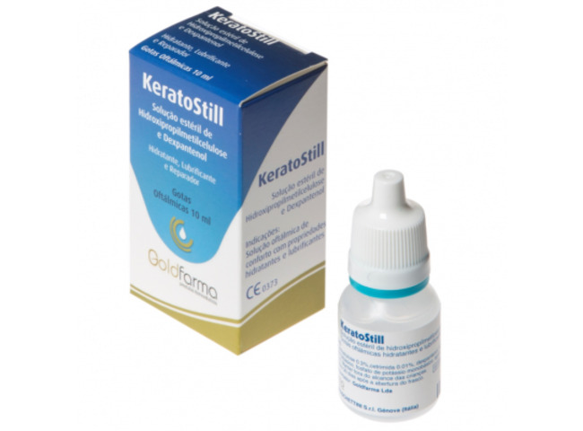 KERATOSTILL COL OFT 0,3% 10 ML