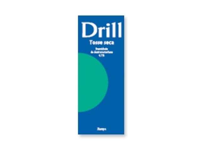 DRILL TOSSE SECA 5 MG/5 ML 200 ML