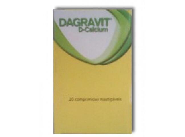DAGRAVIT D CALCIUM 20 COMP MAST