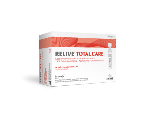 RELIVE TOTAL CARE GOTAS OFT 0,4ML X 20