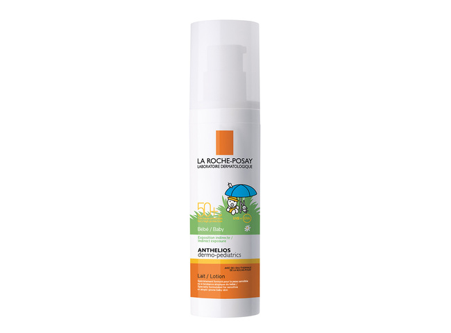 LRP ANTHELIOS DERMO-PEDIATRICS LEITE BEBE SPF50 50ML