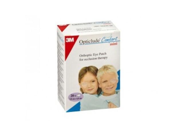 OPTICLUDE PENSO OFT INFANTIL N1537 X 20