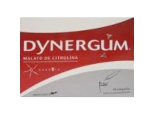 DYNERGUM 2 G/10 ML X 18 AMP BEB