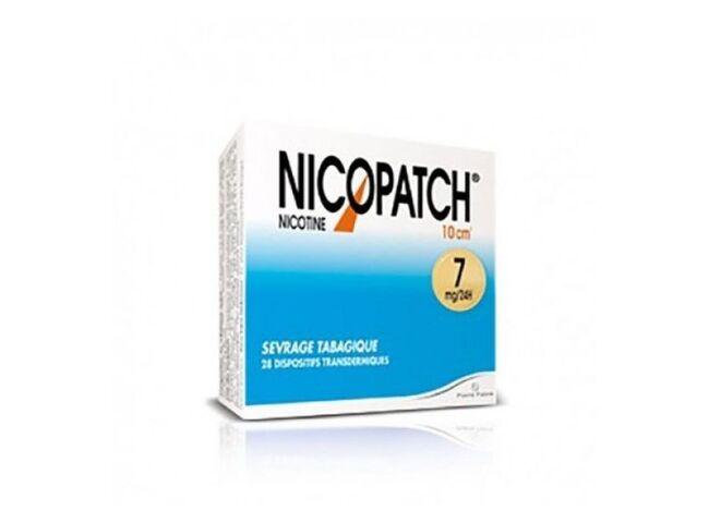 NICOPATCH TTS 7MG/24H 28 ADESIVO TRANSD
