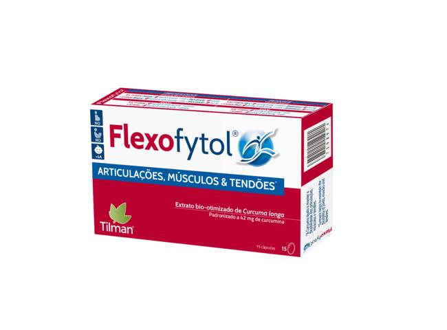 TILMAN FLEXOFYTOL 15 CAPS