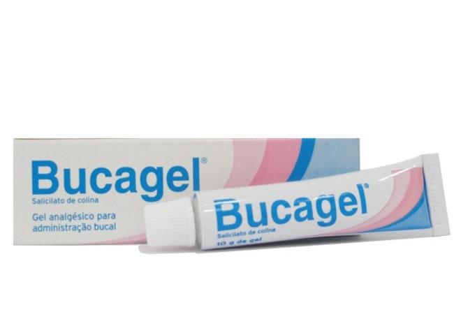 BUCAGEL GEL BUCAL 10 G