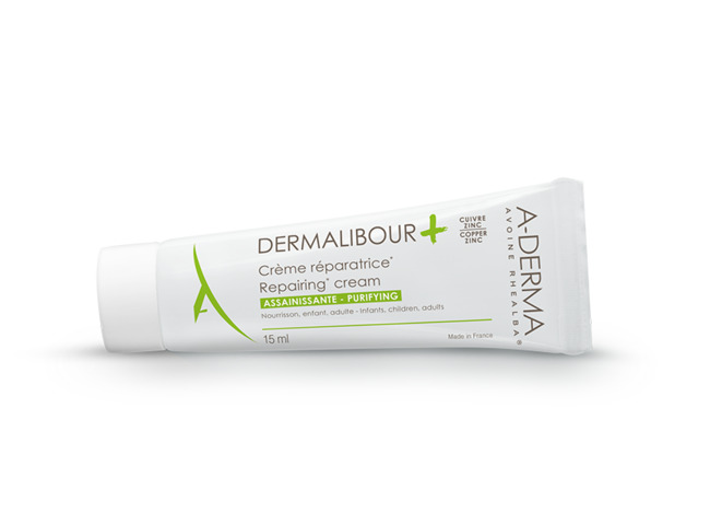 A-DERMA DERMALIBOUR+ CR REP 15ML