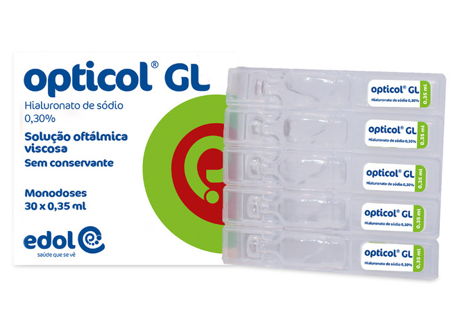 OPTICOL GL 0,30% 30 X 0,35ML