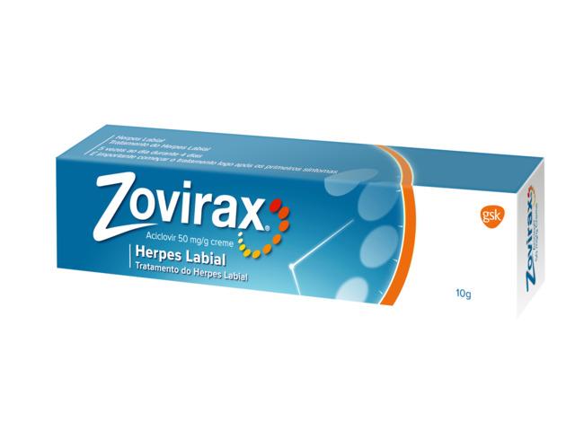 ZOVIRAX CR 5% 10 G