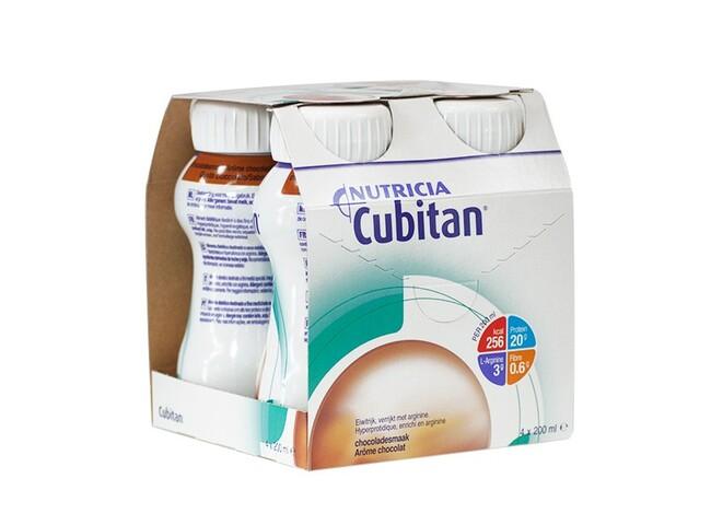 CUBITAN CHOCOLATE 200ML 4UND