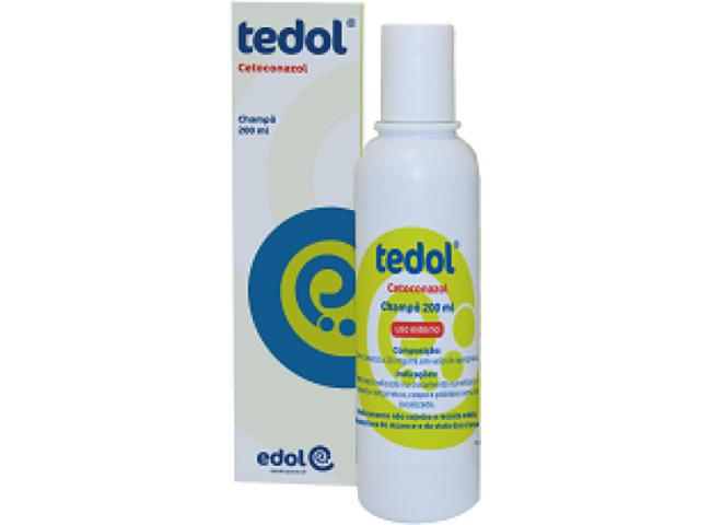 TEDOL 2% CHAMPO 120 ML