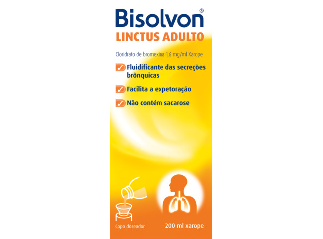 BISOLVON LINCTUS ADULTO XAR 200 ML