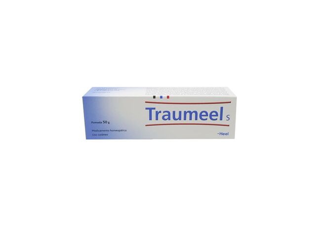 TRAUMEEL S POMADA 50G