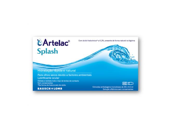 ARTELAC SPLASH 0,5MLX30 COL