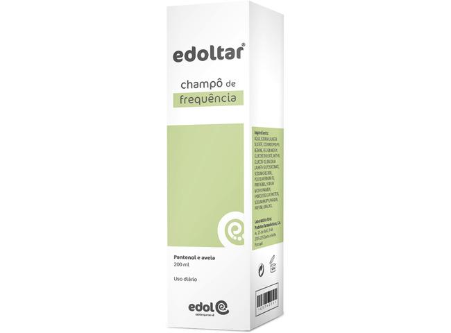 EDOLTAR CHAMPO USO DIARIO FREQ 200 ML