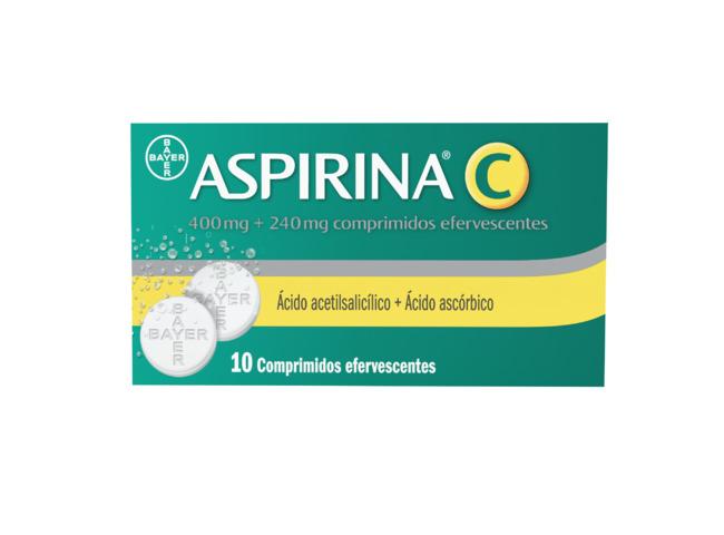 ASPIRINA C 10 COMP EFERV