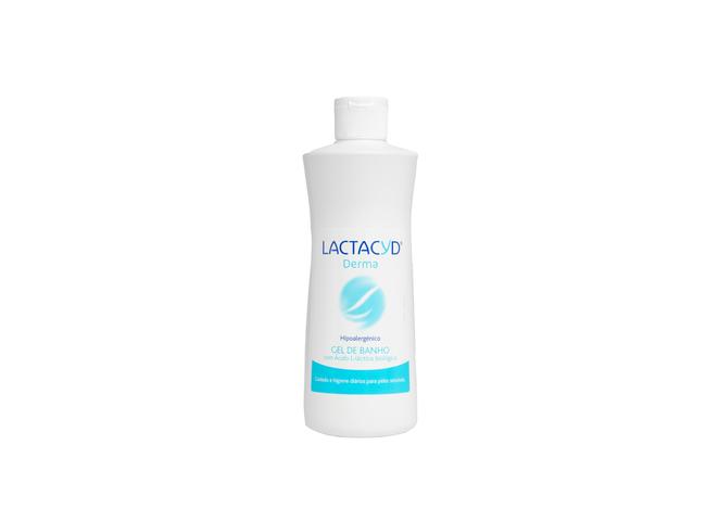 LACTACYD DERMA EMULSAO PN 500 ML