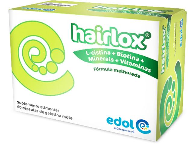 HAIRLOX 60 CAPS